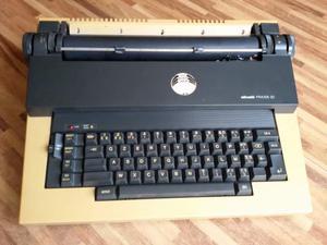 Macchina da Scrivere Vintage.