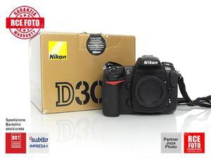 Nikon D300s - GARANZIA 2 Anni Nital