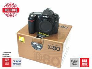 Nikon D80 RCE FOTO PADOVA ZONA MANDRIA