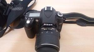 Nikon d90 Nital con  VR