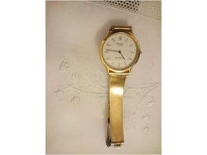 Orologio Brail in acciaio cromato oro