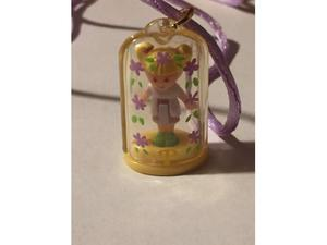 Polly Pocket Collana con Pendente marca Bluebird da