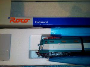 Roco Professional  - e FS Trenitalia Digitale