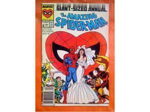 SPIDER MAN - Uomo Ragno - Special Wedding Issue -