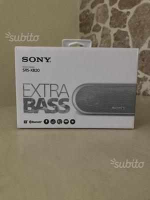 Sony - srs-xb20 - Speaker Bluetooth