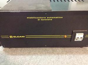 Stabilizzatore di tensione 220v aros rq posot class for Stabilizzatore di tensione 220v 3kw prezzi