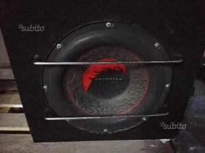 Subwoofer Dragster 30 nuovissimo