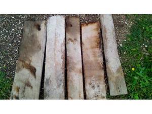 Tavole antiche in quercia e castagno