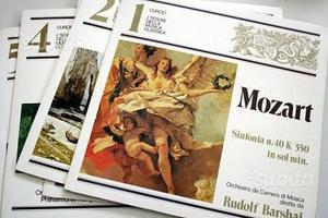 16 LP I Tesori della Musica Curcio (classica)