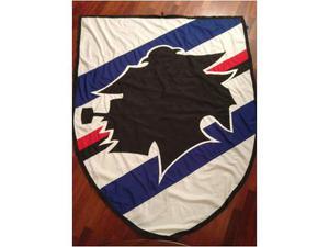 Bellissime bandiere logo * samp - roma - napoli - torino