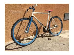 Bici single speed medbike mediolanum
