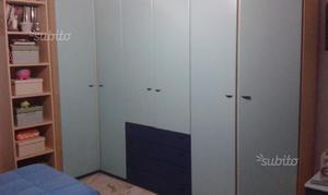 Camera da letto per ragazzi due posti