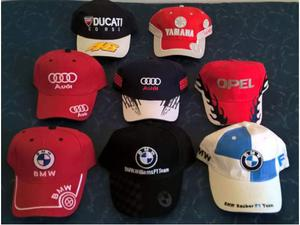 Cappelli marche auto e moto