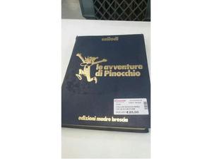 Collodi edizioni brescia le avventure di pinocchio