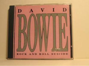 "David Bowie ""Rock'n'Roll Suicide"" -(Santa Monica 72) 1cd GDR"