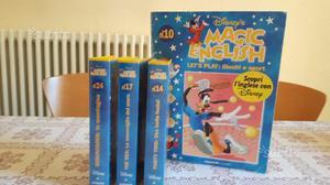 Disney Magic english VHS