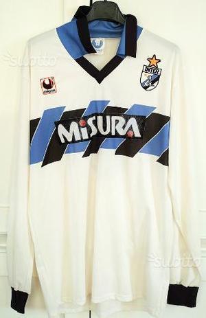 FC Internazionale maglia anni 80 misura