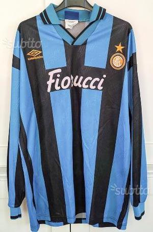 FC Internazionale maglia sponsor Fiorucci