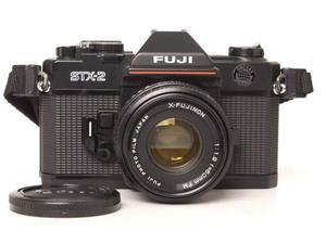 Fuji STX-2 con Fujinon 50mm f.1,9