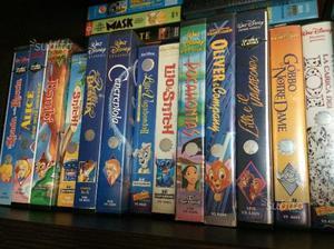 Lotto VHS Disney e Film
