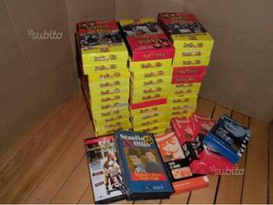 Lotto videocassette Toto', Olio ecc