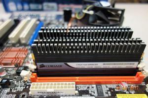 MEMORIA RAM DDR2 PCMhz 4GB CORSAIR 4x1