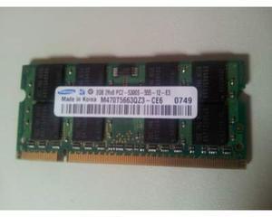 Memoria ram Samsung da 2 GB PCS  E3