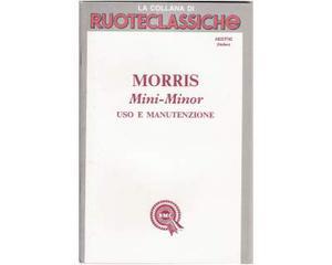 Morris Mini Minor-Uso