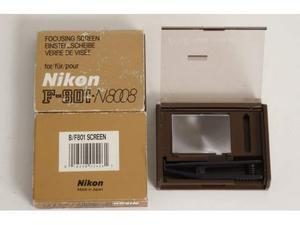 NIKON F801 Schermo di Messa a Fuoco tipo B