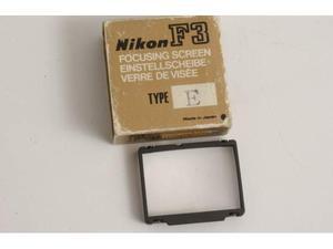 Nikon F3 - F3HP Schermo di Messa a Fuoco tipo E