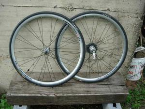 Ruote bici corsa