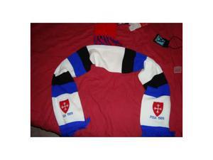 Ultras sciarpa doppia lana pisa