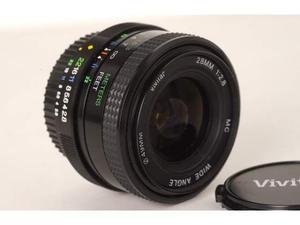 VIVITAR 28mm f.2,8 per FUJI X