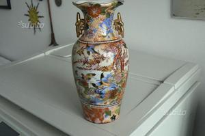 Vaso cinese in PORCELLANA ANNI 70