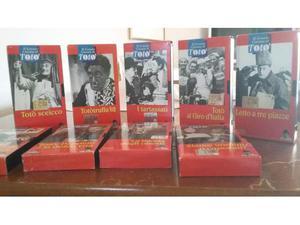 Videocassette film Totò