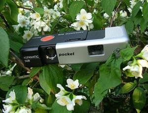 AGFAMATIC 508 Pocket Sensor macchina fotografica