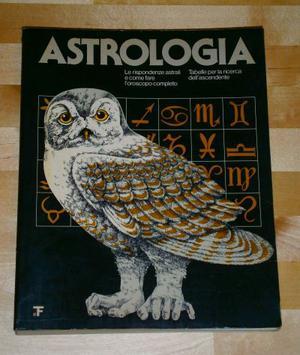 ASTROLOGIA di M.A. Barbareschi Fino