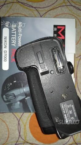 Battery grip pack mb-d11 per nikon d