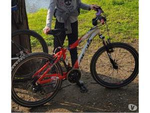 """Bicicletta MTB Atala 26"""" BiAmmortizzata + Cambio 21 rap."""