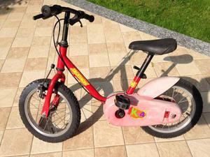 Bicicletta per bimbi 4/5 anni