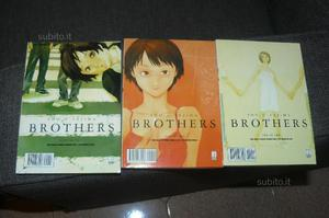 Brothers serie completa n 1,2,3 star comics nuovo