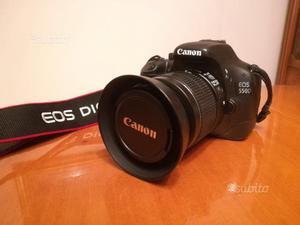 Canon 550d e corredo
