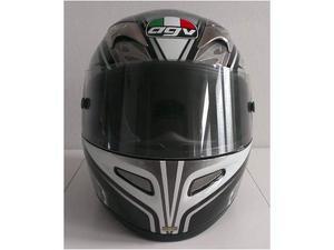 Casco moto integrale agv ti-tech multi rose tg. m/s