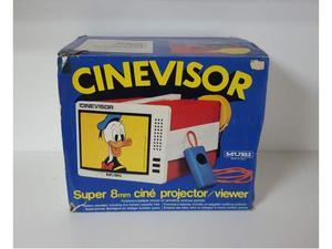 Cinevisor super 8mm cine project anni 70