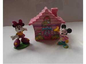 DISNEY Topolino e Minnie + Casa rosa