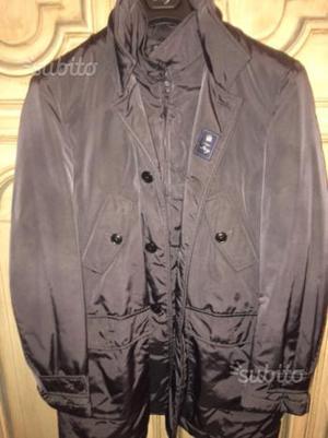 Giacca cappotto Fay grigio