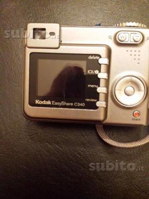 Macchina fotografica kodak easy share