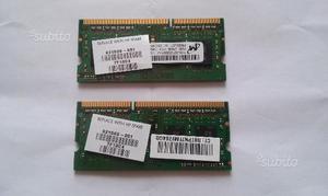 Memoria RAM da 2 GB PCS
