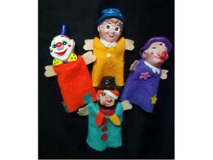 Miniature di marionette