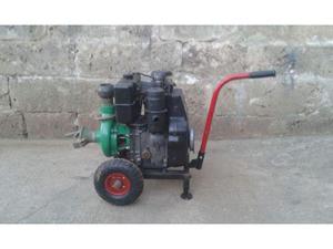 Motopompa motore lombardini 530